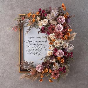 デザイナーズアーティフィシャルフレーム「フロラージュ」の商品画像