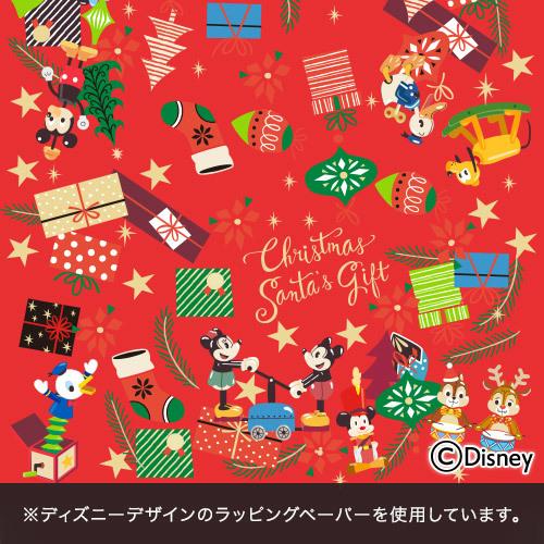 ディズニー そのまま飾れるブーケ「クリスマスギフト(ミッキー&フレンズ)」