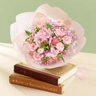 桜の形をした花束「はんなり -SAKURA-」