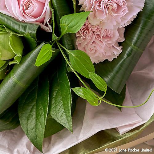 母の日 JANE PACKER 花束「桜抹茶」