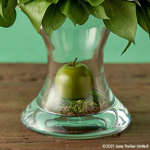 母の日 JANE PACKER プリザーブドアレンジメント「アップルツリーインニューヨーク」