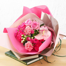 母の日 花束「アスピラシオン」