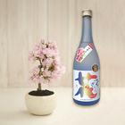 球磨焼酎「あさぎりの花」と桜のお花見セット