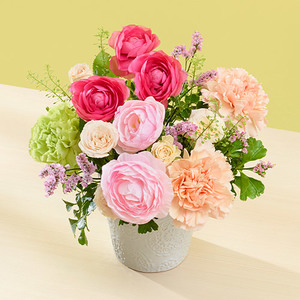 3月の旬の花 アレンジメント「エアル」