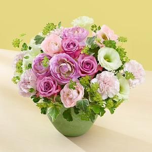3月の旬の花 アレンジメント「フルールノブレス」