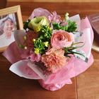 【お供え用】 O・SO・NA・E flower 「3月のそのまま飾れるブーケ」