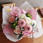 【お供え用】 O・SO・NA・E flower 「3月のオリジナルアレンジメント」