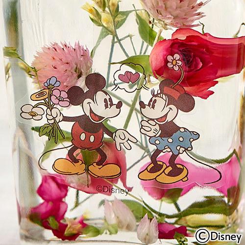 母の日 ディズニー Healing Bottle〜Disney collection〜「ミッキー&ミニー」【沖縄届不可】