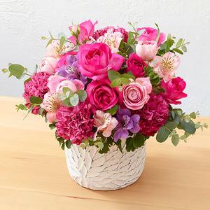 4月の旬の花 アレンジメント「フレスカ」の商品画像