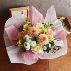 【お供え用】 O・SO・NA・E flower 「4月のオリジナルアレンジメント」