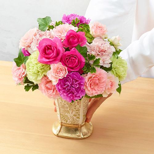 5月の旬の花 アレンジメント「マトゥラーレ」