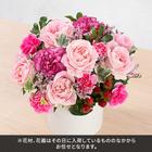 母の月 おまかせアレンジメント(季節の花ピンク系)