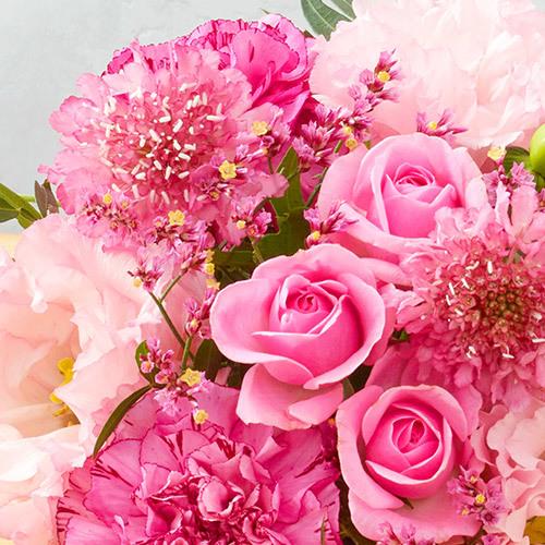 6月の旬の花 アレンジメント「アタッシュマン」