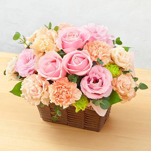 6月の旬の花 アレンジメント「セレーノ」