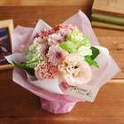 【お供え用】 O・SO・NA・E flower 「6月のそのまま飾れるブーケ」