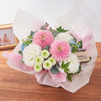 【お供え用】 O・SO・NA・E flower 「6月のオリジナルアレンジメント」