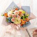 アレンジメント「7月に贈る花言葉」
