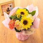 【お供え用】 O・SO・NA・E flower 「7月のそのまま飾れるブーケ」