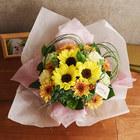 【お供え用】 O・SO・NA・E flower 「7月のオリジナルアレンジメント」