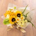 アレンジメント「8月に贈る花言葉」