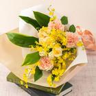 8月の旬の花 花束「ムース」