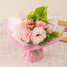 【お供え用】 O・SO・NA・E flower「8月のそのまま飾れるブーケ」