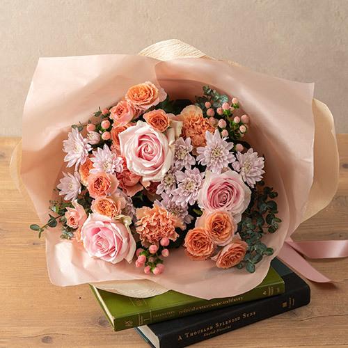 9月の旬の花 花束「オリオン」