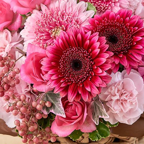 10月の旬の花 アレンジメント「カリーニョ」