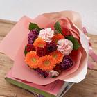 10月の旬の花 花束「フローラルハーベスト」