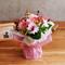 【お供え用】 O・SO・NA・E flower「10月のそのまま飾れるブーケ」