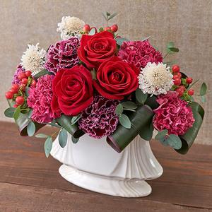 11月12月の旬の花 アレンジメント「ル ビブロ」