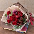 11月12月の旬の花 花束「イヴェール」