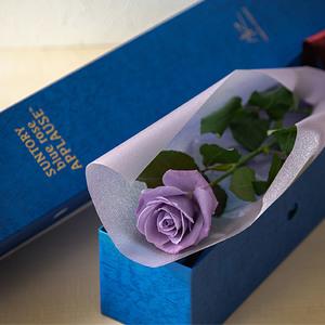 Blue rose APPLAUSE BOX ブルーローズ アプローズ ボックス(1本)の商品画像