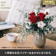 【バイヤー厳選】季節のお花・おうちで楽しむクリスマス